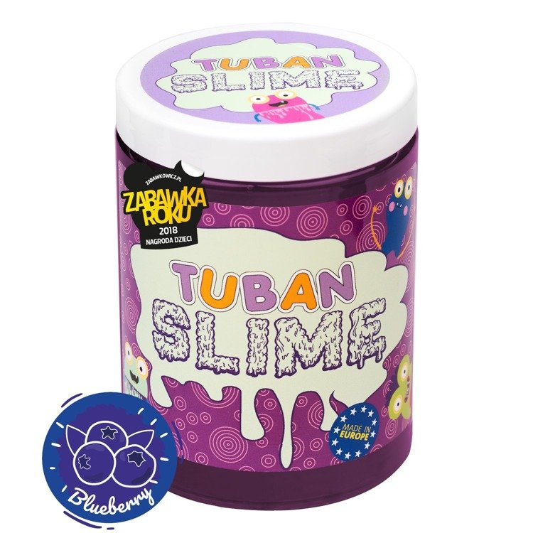Super Slime – blueberry - 1 kg