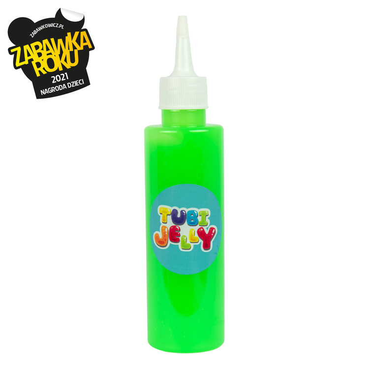 Gel Liquid TUBI JELLY 150 ml - GREEN